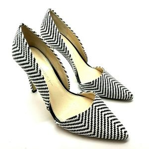 Banana Republic Womens Adelia D'orsay Pump Heels